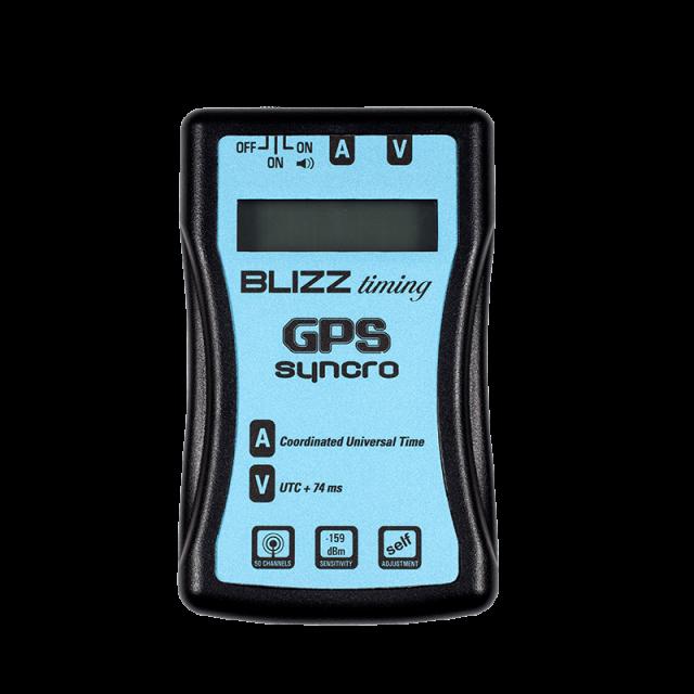 GPS SYNCRO BLU